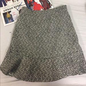 NWOT Designer Mermaid sweater skirt