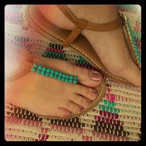 NWOT Liz Claiborne sandals
