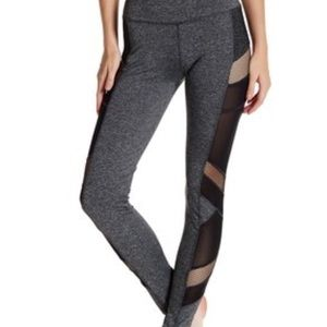 07f481efbd7af 🎉SALE💓NWT Electric Yoga Mesh Panel Leggings S