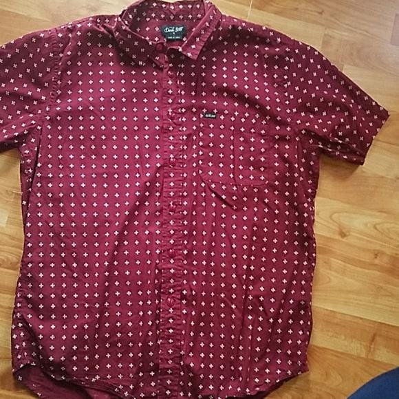 Dark Seas Shirts Flash Sale 350 Button Down Shirt Poshmark