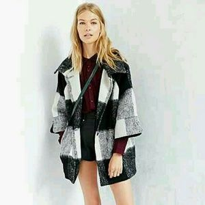 Urban Outfitters Swing Coat