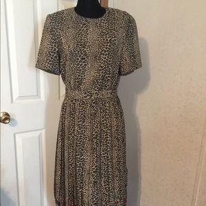 Vintage Leslie Fay Dress Size 8.