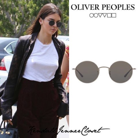 9b61000e77 Oliver people s The Row After Midnight sunglasses