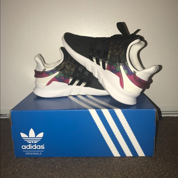 143d17e84feb Adidas Shoes - 🌈Adidas Originals EQT Support ADV Pride Pack