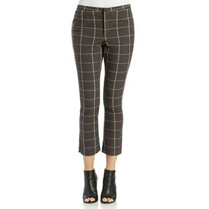✨HP✨ Free People cropped windowpane pants
