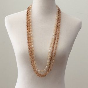 Jewelry - Beautiful Triple Strand Necklace