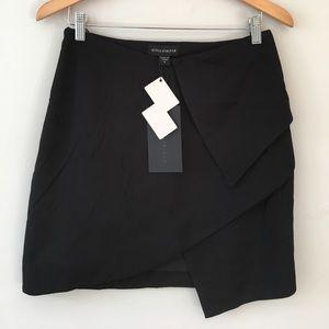 🍁BOGO❗️Nasty Gal Asymmetrical Salute Skirt