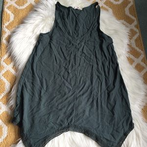 sun & shadow tank top size S