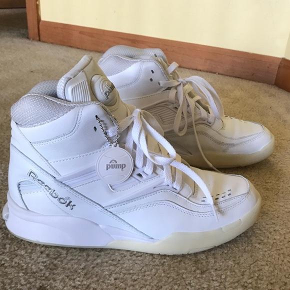 Reebok Shoes | Reebok High Top Pumps