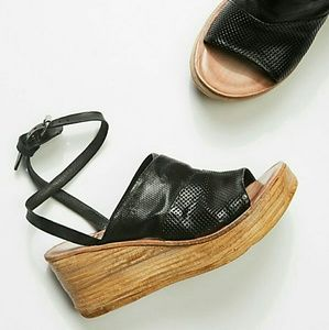 Free People/A.S. 98 Platform Sandals