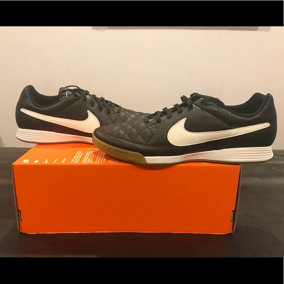 ae493b868d0 FIRM Nike Tiempo Genio Leather IC Indoor Soccer