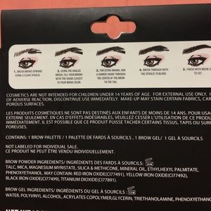 Style Essentials Makeup - Brow Powder