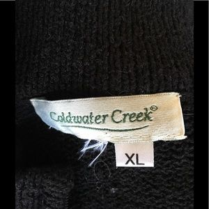 Coldwater Creek Sweaters - Coldwater Creek cat sweater.