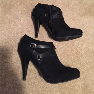 Fergalicious bootie. Size 8.5. Worn once.
