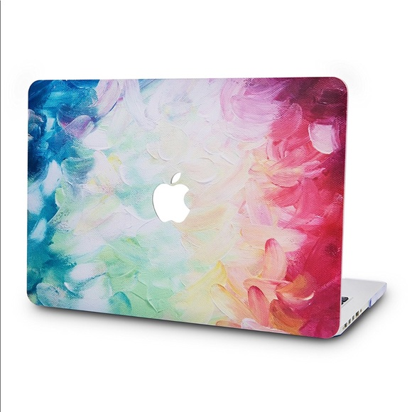 MacBook Pro Paint Cover Case 13 inch 2015 Model