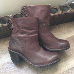 ‼️FRYE Carmen short boots ‼️Final price drop‼️