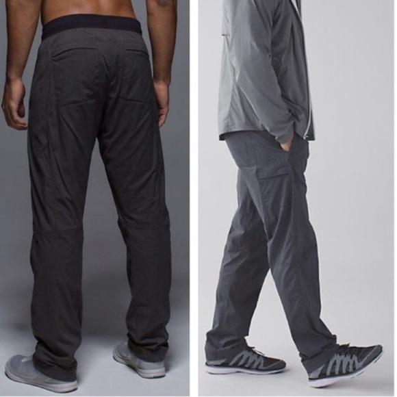297d9694d8 lululemon athletica Other - Lululemon Men's Swift Track Pants -- Seawall 2.0