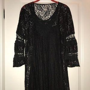 ❤️ Cute a little black mini dress