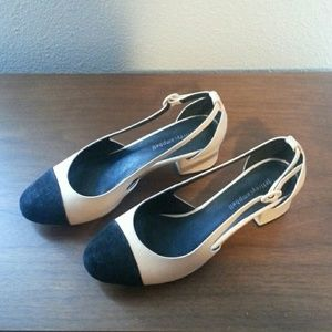 Jeffrey Campbell Tolluch Slingback Pumps