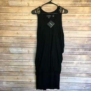 Miss Me Embellished Tunic Dress NWT