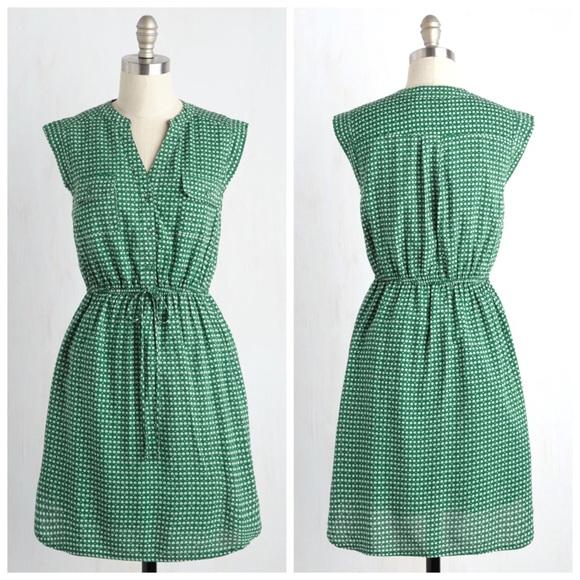 73775315b77 Sunny Girl Dresses | Modcloth A Way With Woods Dress Pine | Poshmark