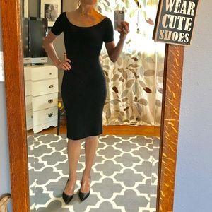 Velvet Torch Bodycon Dress -NWOT!