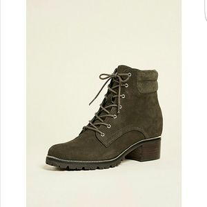 Botkier Alexa Hiking Boots - Like New