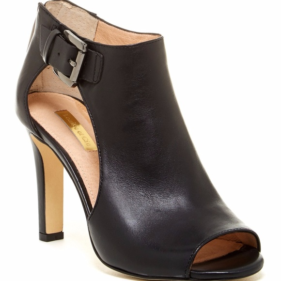 a122c4097bbd Louise et Cie Shoes - Louise et Cie Olivia Cutout Bootie