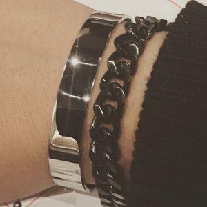 🆕High Polish Stainless Steel Bracelet