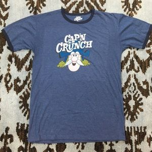 Other - NWOT Cap'n Crunch Graphic Tee