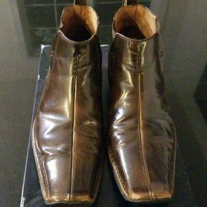 Giorgio Brutini Brown Boots