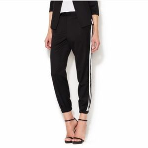 Elizabeth and James Silk Trousers Jogger Pant