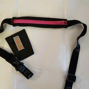 Accessories - Spibelt and Shoe Wallet