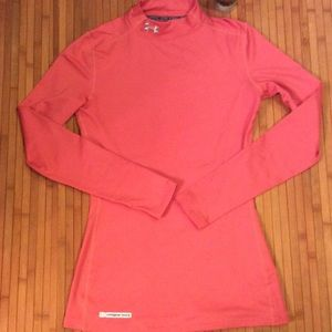 CCO! Under Armour Fitted Cold Gear Mock