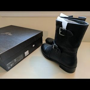 JCrew Biker Boots