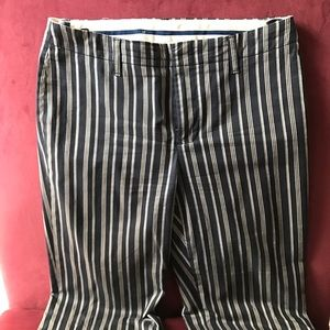Pants - ladies striped pants