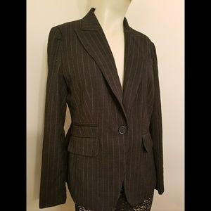 *NEW* Classy Pinstripe Blazer/Jacket