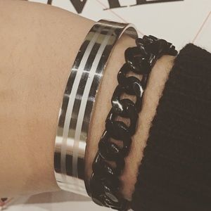 🆕Stainless Steel Cuff