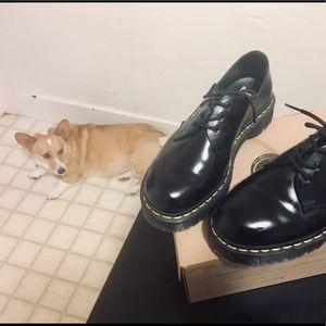 2c108e0210cf8a Dr. Martens Shoes | Dr Martens Smooth Black 1461 Bex | Poshmark