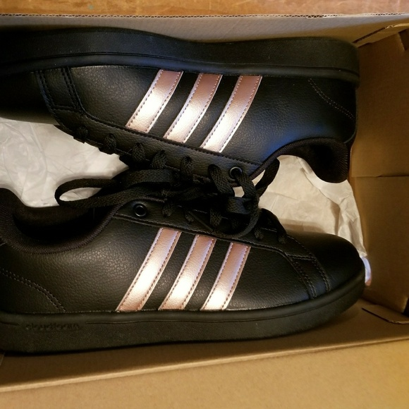 addias Shoes | Adidas Three Stripe Rose