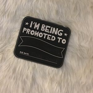 Other - Being promoted chalk board
