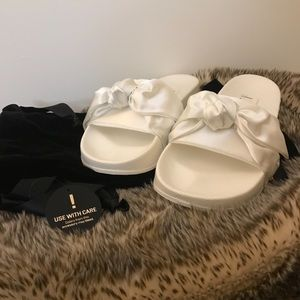 Authentic Fenty Rihanna Slides