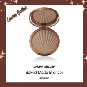 🎉HP🎉  Laura Geller Baked Matte Bronzer