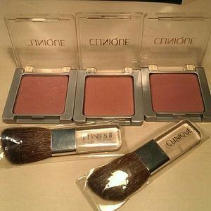 Clinique Powder Blush~Set of 3