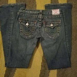 Women's True Religion Joey jeans size 28