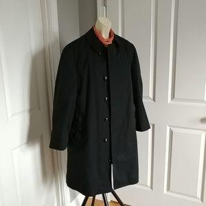 Vintage Men's trench Coat