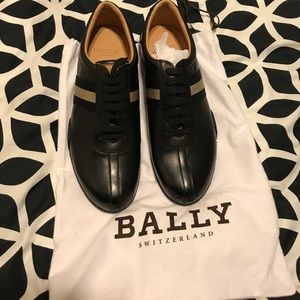 Brand New Bally sneakers