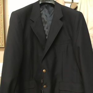 Other - Mens' Navy Sports Jacket  - Size 50 Regular