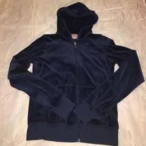 Juicy velvet jacket