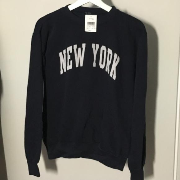 Brandy Melville Sweaters Nwt New York Sweater Poshmark